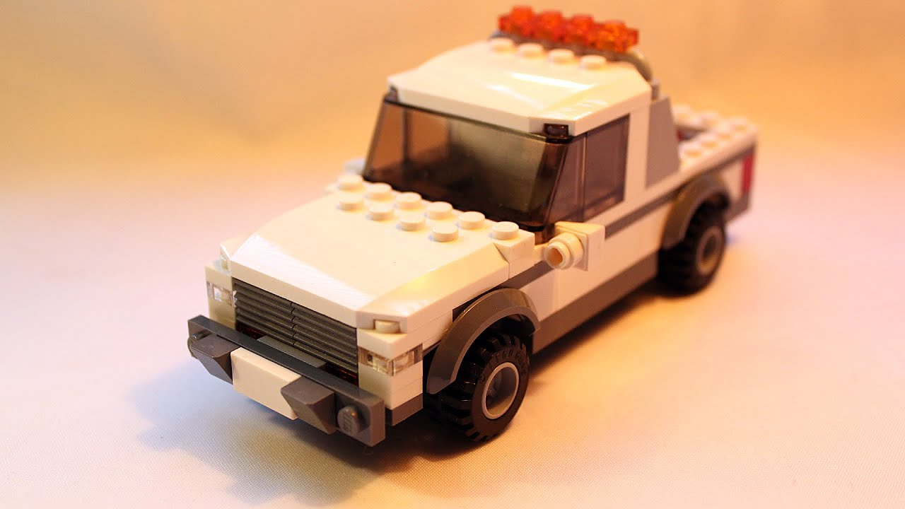 LEGO City Pickup Truck MOC Instructions - YouTubeLego City Truck Instructions