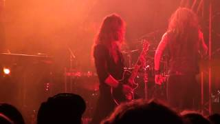 Satyricon - The Wolfpack - Hellfest 2012