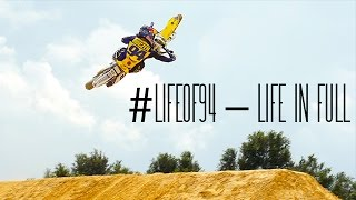 Inside Ken Roczens Life  LIFEOF94 - Life In Full  TransWorld Motocross