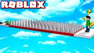 *IMPOSSIBLE* ROBLOX OBBY TROLLS my LITTLE BROTHER!