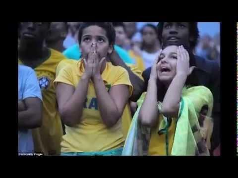 Brazil Fans Cry  Germany 1 Brazil Vs 7 Germany