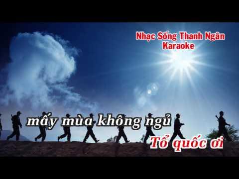 Đất Nước - Karaoke Nhạc Sống Thanh Ngân