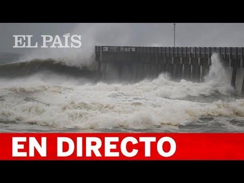 Directo: El huracán MICHAEL golpea la costa de FLORIDA