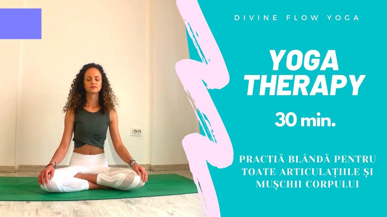 Încălzire pentru Yoga / Yoga Terapeutică