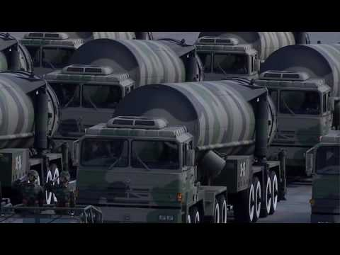 (4) China Military Parade -- PRC 60th Anniversary Conventional and Nuclear Missile Forces (HD)