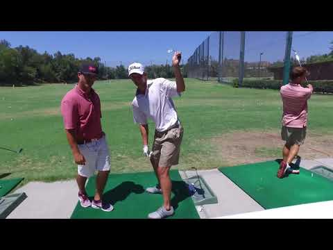 3 Golf Back Swing Lessons from GGSwingTips - Montage Video