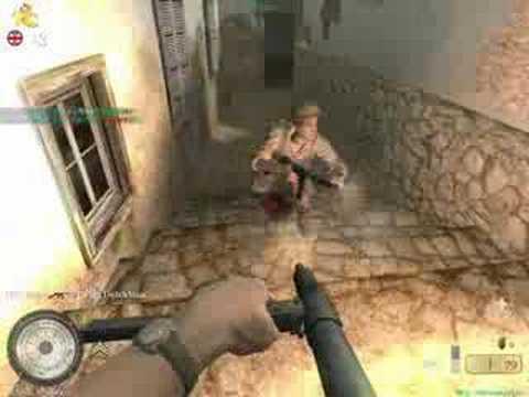 Download CoD 2 - Blasting Bullets