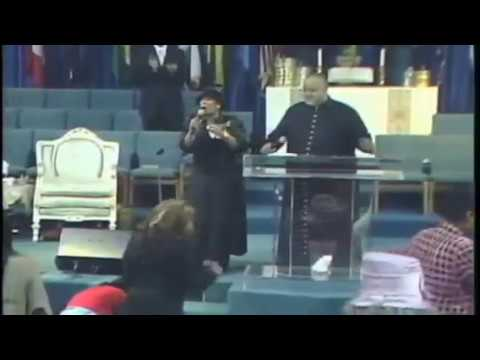 Evangelist Valerie Boyd - The Blood Will Never Lose It's Power