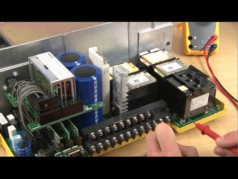 Fanuc AC Servo Amplifier C Series Repair