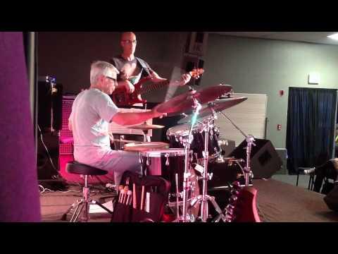 Drummer's Reality Camp 2012 - Ralph Humphrey, Jerry Watts, & Mike Miller