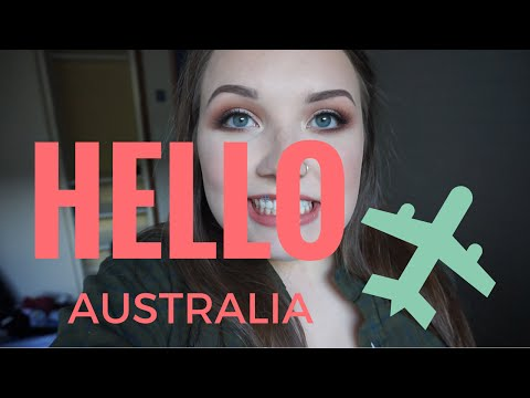 GOODBYE AMERICA & HELLO AUSTRALIA | ADVENTURES WITH ALLISON