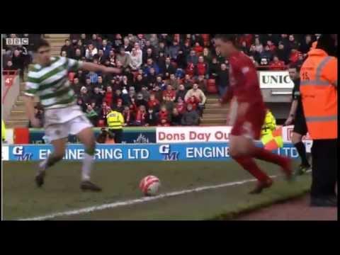 Aberdeen 4 celtic 4