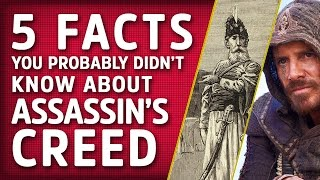5 Assassin's Creed Facts You Might Not Know