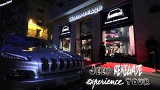 Jeep Renegade Experience - MotorVillage Thumbnail