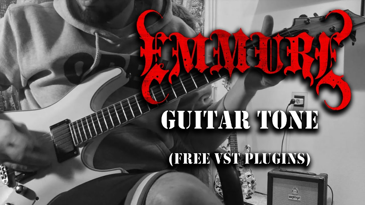 emmure guitar tone free vst plugins youtube. Black Bedroom Furniture Sets. Home Design Ideas