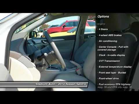 2014 Nissan Sentra Arlington TX, Fort Worth TX, Irving TX 35149