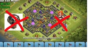 Clash of Clans - TH10 Farming Base (Tresury) Keep Your Resources, Dark and Elixir and Gold