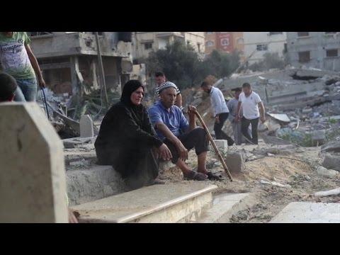 Gaza : l'Aïd sur fond de guerre - Express Orient