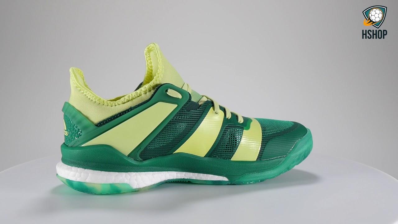 8df9fb3e1d6fa adidas Stabil X Green - YouTube