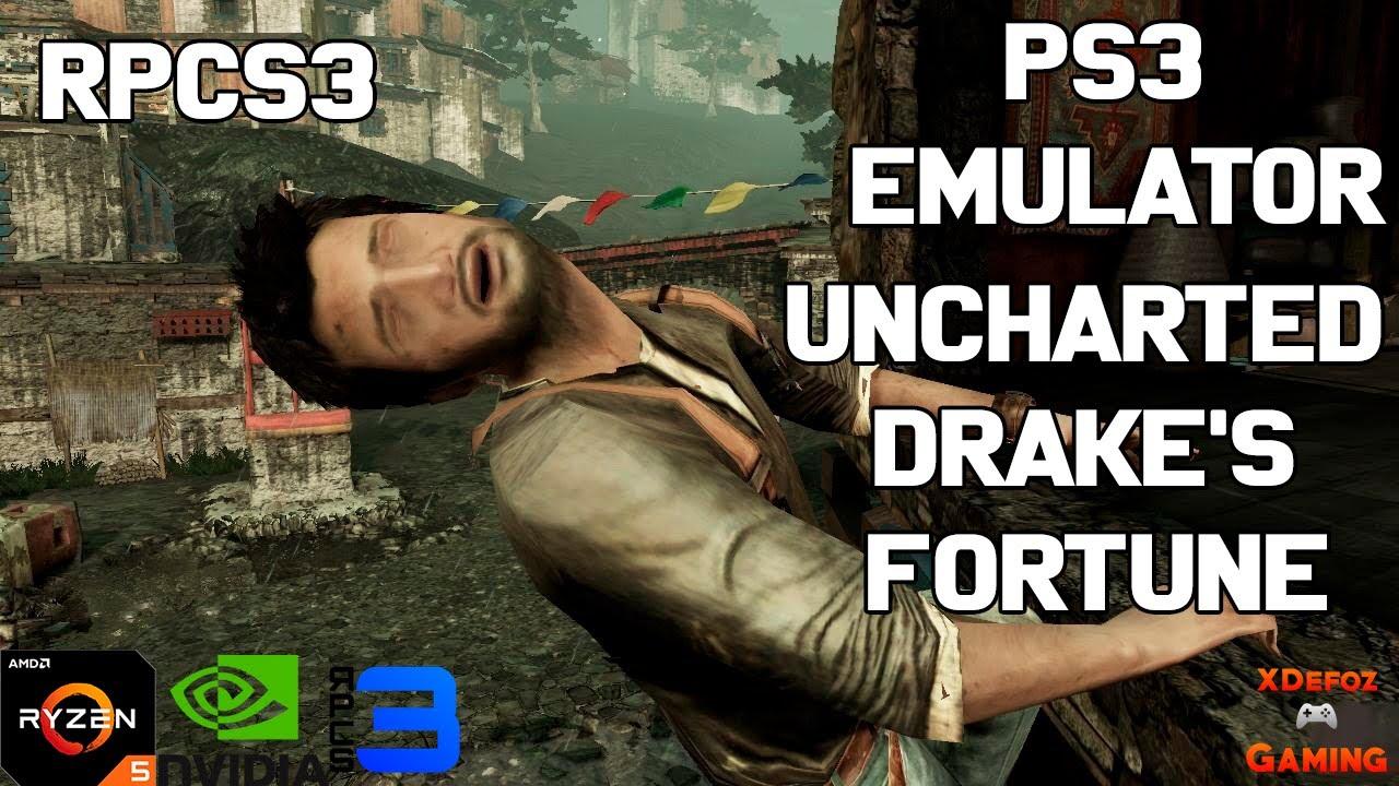 Uncharted Drake's Fortune RPCS3/PS3 Emulator | 1080p VULKAN