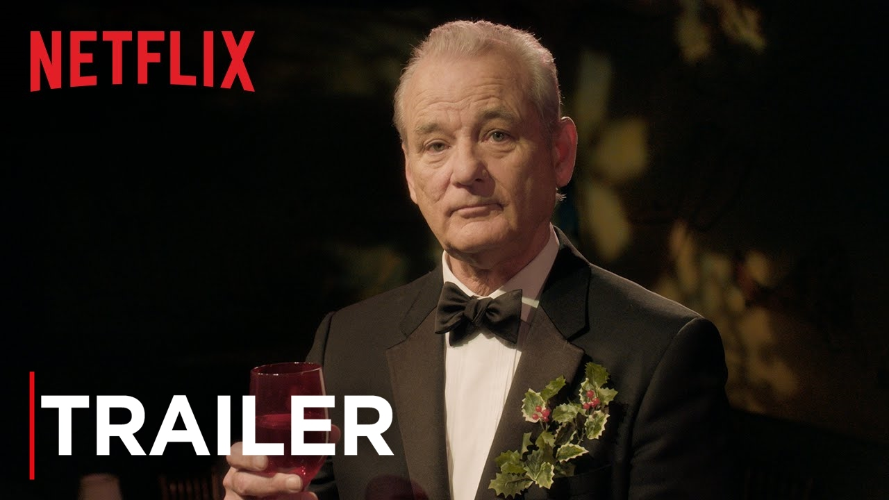 A Very Murray Christmas | Trailer: First Day [HD] | Netflix