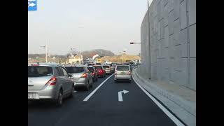 国道17号前橋渋川バイパス開通