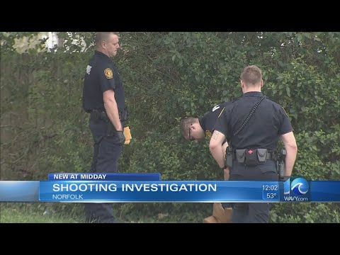 Norfolk police called to shooting on...