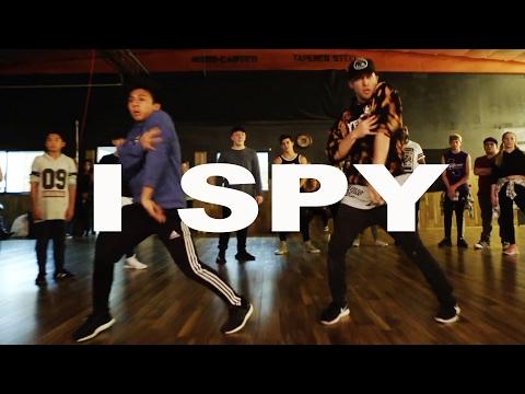 """I SPY"" - KYLE Dance   MattSteffanina Choreography"