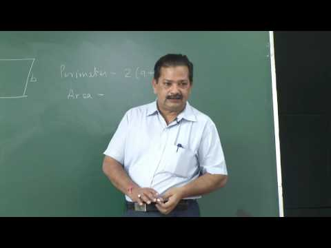 M.S.Pawar's Lecture on Fundamental of Geometry for JRF NET of CSIR Part 1