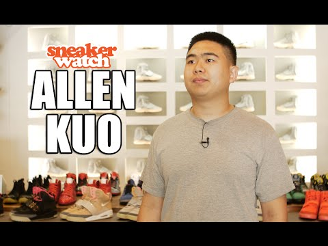 Allen Kuo: 100 Pairs of Yeezys Before Release, Not Into Sneakers