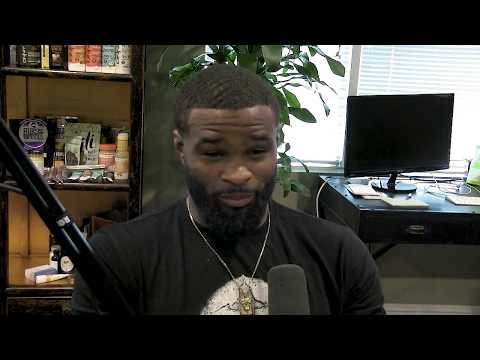 AMP #106 - Tyron Woodley on Focusing On Greatness | Aubrey Marcus Podcast
