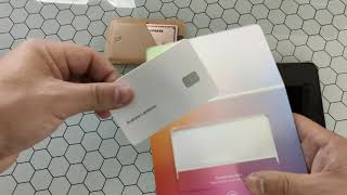 Apple Card Hands On Paring And Comparison