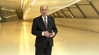"""Lambán destaca el """"proyecto común"""" del cuatripartito"""