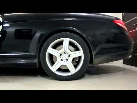 Mercedes Cl 63 AMG Airmatic