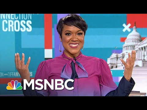 The Cross Connection's Tiffany Cross On Her History and Vision For Dynamic New Show | MSNBC