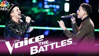 """Gambar cover The Voice 2017 Battle - Anthony Alexander vs. Michael Kight: """"I Feel it Coming"""""""