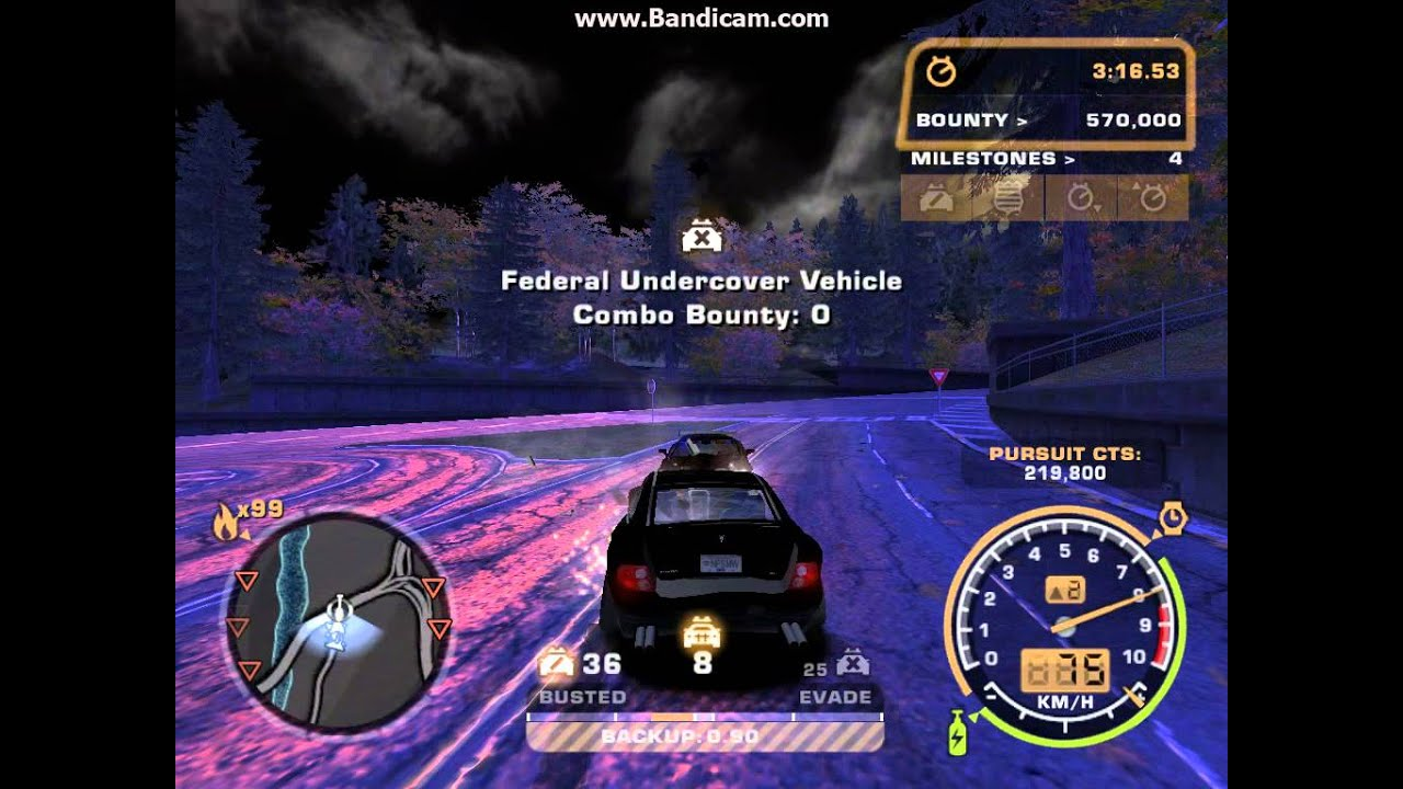 Need for speed most wanted heat level 99 youtube need for speed most wanted heat level 99 gumiabroncs Images