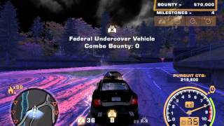 Need For Speed Most Wanted Heat Level 99
