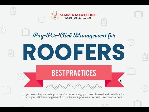 PPC Marketing | Pay Per Click Best Practices for Roofing Businesses
