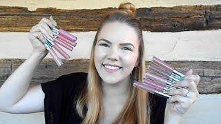 Colour Pop Ultra Matte Lip Review