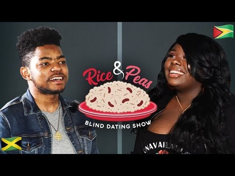 Rice & Peas : Sebastian and Chelsea | S1E7 ( The Caribbean Blind Dating Show)