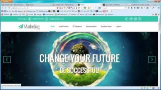 видео Создание базы данных для Joomla