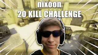 Aleksib & The Chat Challenges Nixoon...