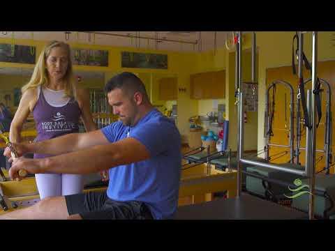 Brandon Linder Pilates Training at BBI 13