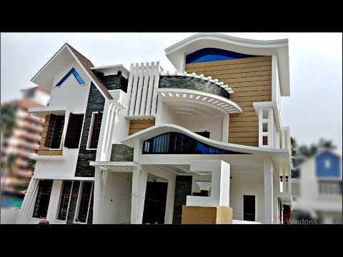 5bhk furnished new house at Palarivattom,  Kochi