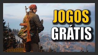 VÁRIOS JOGOS GRÁTIS PRA PC, PS4 E XBOX ONE AGORA!!!