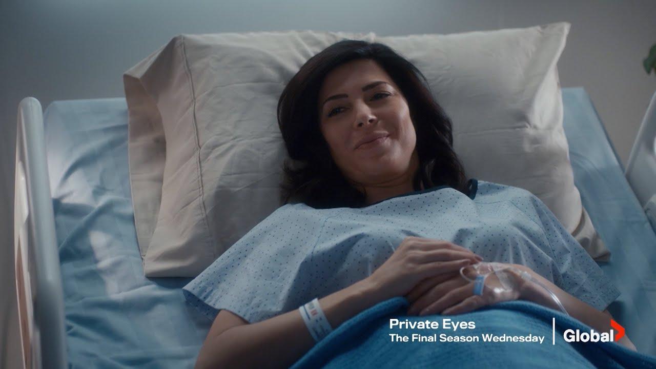Download 'Private Eyes' Season 5 Sneak Preview   The Final Season Thursdays