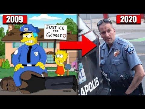 Simpsonlar 2020'de Yaşanacak Her Şeyi Nasıl Tahmin Etti ?