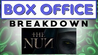The Nun Possess and Terrorizes the Box Office! - Box Office Breakdown for September 9th, 2018