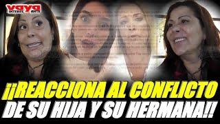 Alejandra Guzmán no apoya a Frida Sofía, y así le da la espalda.